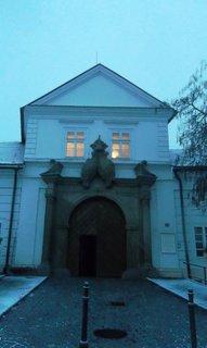 FOTKA - Vizovice, u zámku