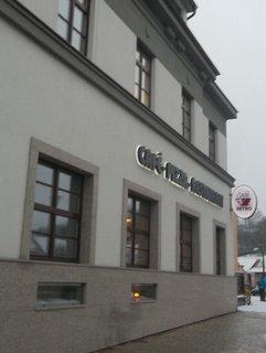 FOTKA - Vizovice, kavárna