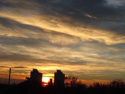 FOTKA - východ slnka.