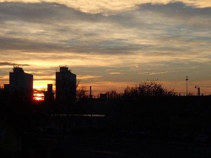 FOTKA - východ slnka..