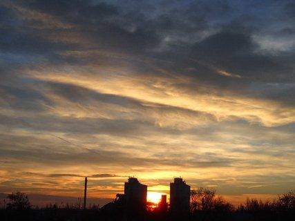 FOTKA - východ slnka...