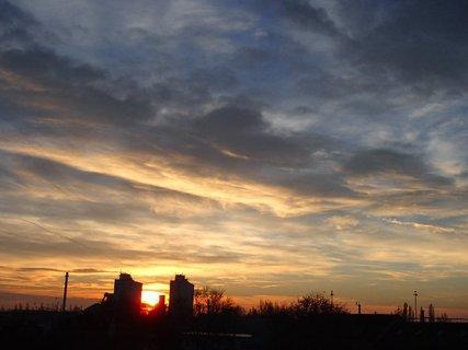 FOTKA - východ slnka.....