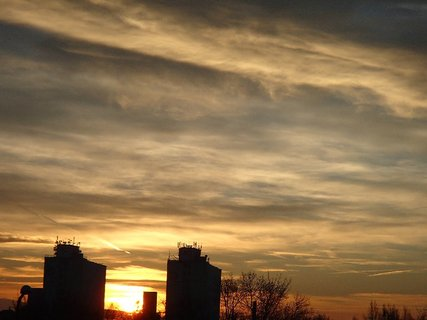 FOTKA - východ slnka......