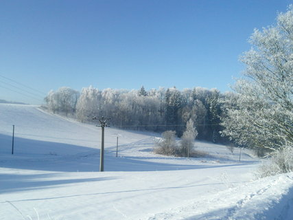 FOTKA - Zima je i krásná