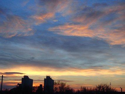 FOTKA - východ slnka........