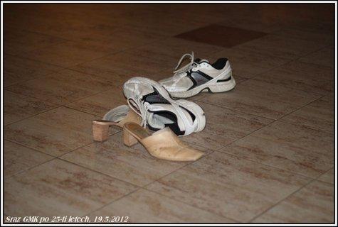 FOTKA - vyzuté boty