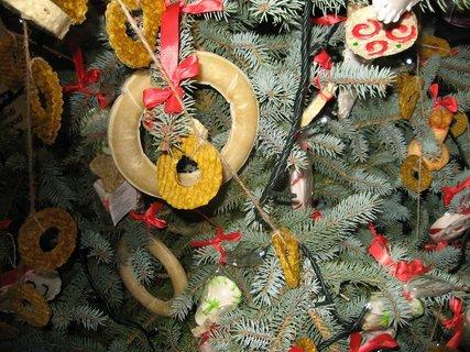 FOTKA - Stříbrné vánoční dny 7 - ozdoby pro pejsky