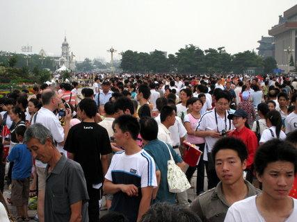 FOTKA - Čína, Peking 7