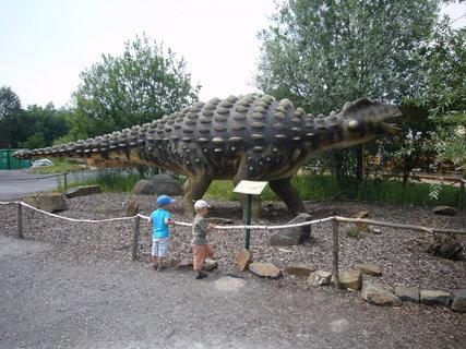 FOTKA - Dinopark-Ostrava