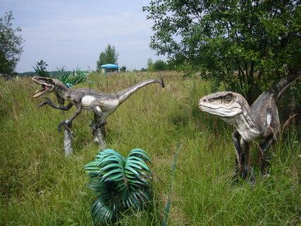 FOTKA - Dinopark-Ostrava...