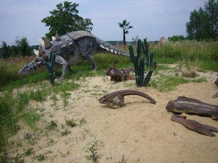 FOTKA - Dinopark-Ostrava.....