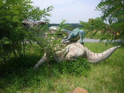 FOTKA - Dinopark-Ostrava.......