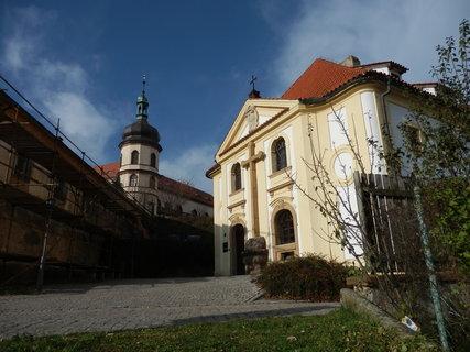 FOTKA - z podzimních toulek Kostelcem nad Č.L.