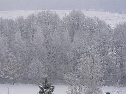 FOTKA - Napadlo hodně sněhu