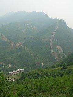 FOTKA - Čína, Velká čínská zeď 18