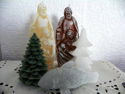 FOTKA - Vánoční svíčky