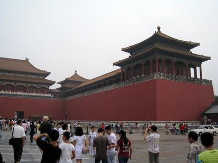 FOTKA - Čína, Zakázané město 4