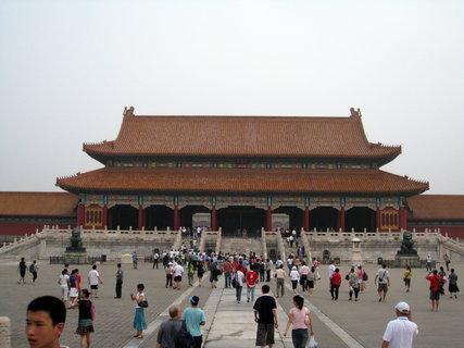 FOTKA - Čína, Zakázané město 7