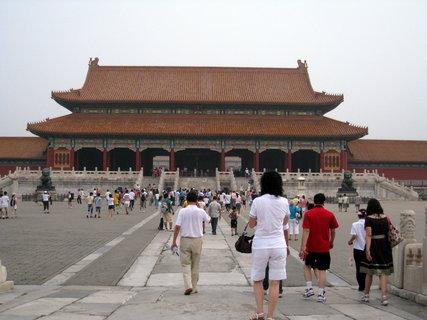 FOTKA - Čína, Zakázané město 9