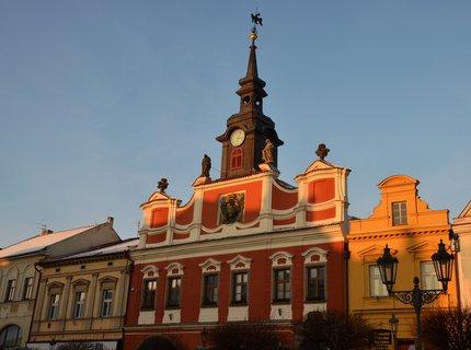 FOTKA - Chrudimsk� n�m�st�