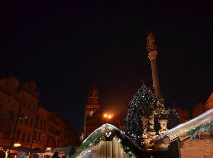 FOTKA - Podvečer na Perštýnském náměstí