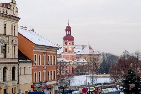 FOTKA - Zimní město