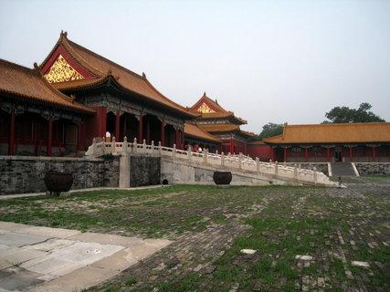 FOTKA - Čína, Zakázané město 44