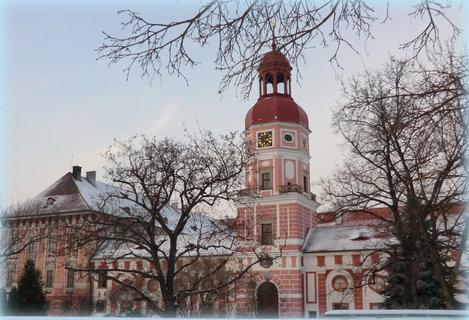 FOTKA - Zámek v zimě,