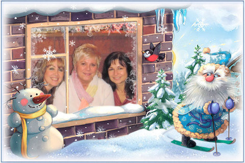 FOTKA - Vánoční čas 2