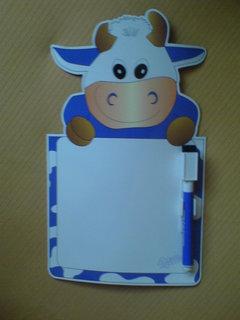 FOTKA - Milka - magnetka na vzkazy