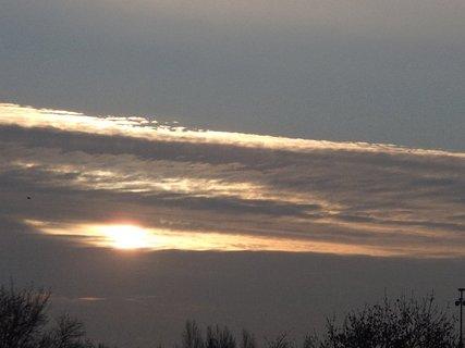 FOTKA - dnešný východ slnka