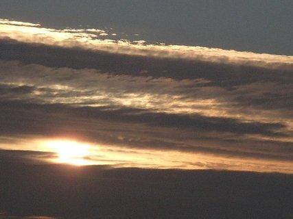 FOTKA - dnešný východ slnka 20.12. 1