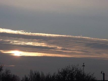 FOTKA - dnešný východ slnka 20.12. 3