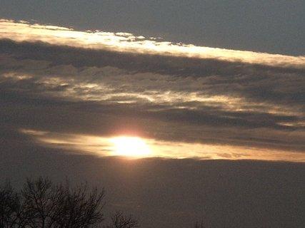 FOTKA - dnešný východ slnka 20.12. 5
