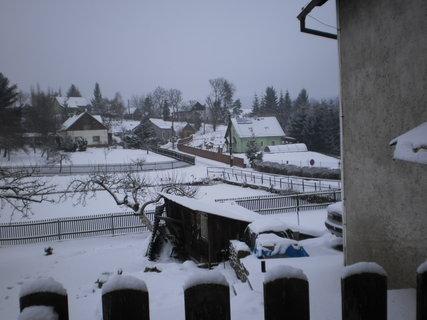 FOTKA - Zase sněží ..2