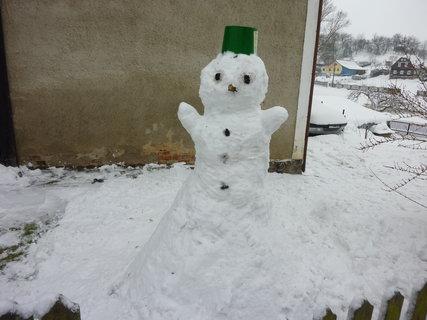 FOTKA - sněhulák3