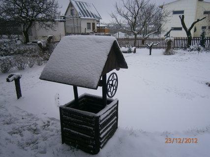 FOTKA - sníh