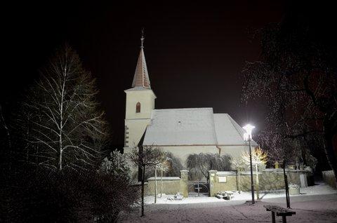 FOTKA - Prosincová noční procházka