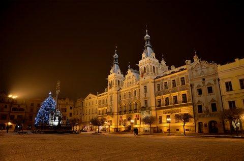 FOTKA - Vánoční Perštýnské náměstí