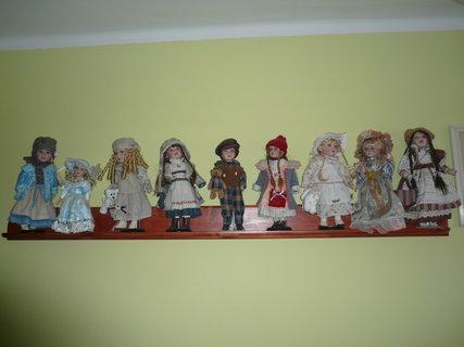 FOTKA - panenky u babičky