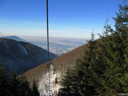 FOTKA - beskydské panorama