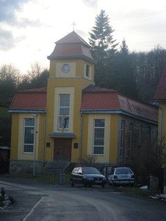 FOTKA - Kostel v Citicích 2