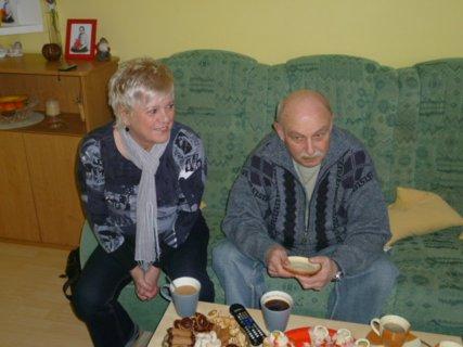 FOTKA - Na oslavě svátku vnučky