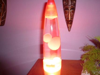FOTKA - lavová lampa 3