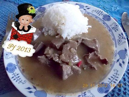 FOTKA - 28-30.11-hovězí játra s rýží