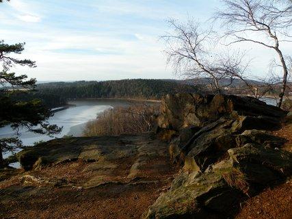 FOTKA - Procházka okolo sečské přehrady