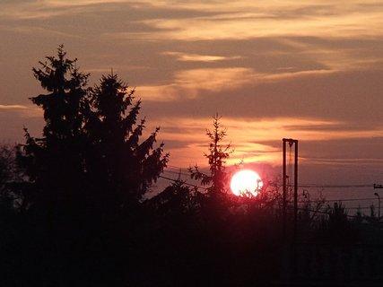 FOTKA - západ slnka