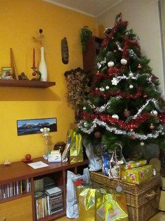 FOTKA - vánoční stromeček...