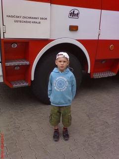 FOTKA - Den otevřených dveří u hasičů