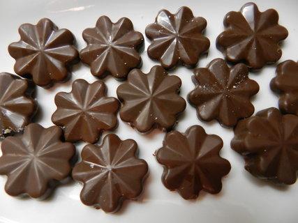 FOTKA - domácí čokoláda- pro štěstí